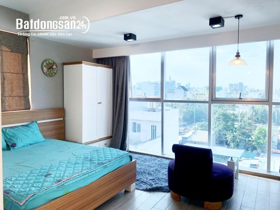 Cho thuê phòng full nội thất cửa sổ lớn đầu đường Lâm Văn Bền quận 7
