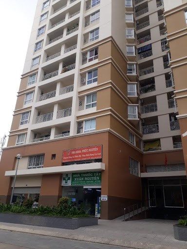 Cần cho thuê căn hộ chung cư Khuôn Việt Tân Phú, dt 96m2, 3 Phòng ngủ