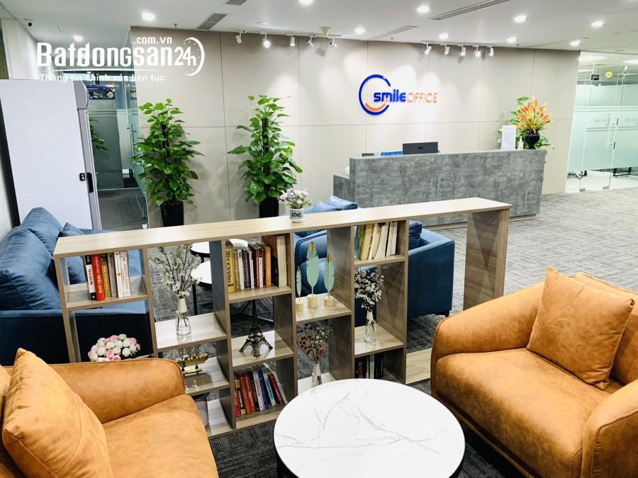 SMILE OFFICE - Cho thuê văn phòng Detech Tower II giá rẻ nhất Cầu Giấy