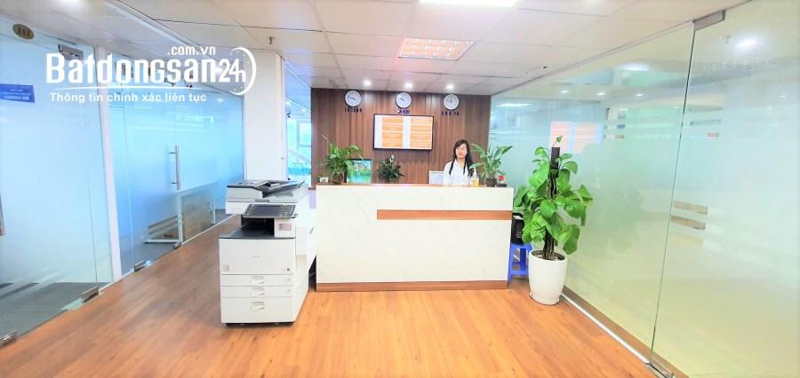Hot! Cho thuê văn phòng giá rẻ phố Tây Sơn, 80m2 thông sàn