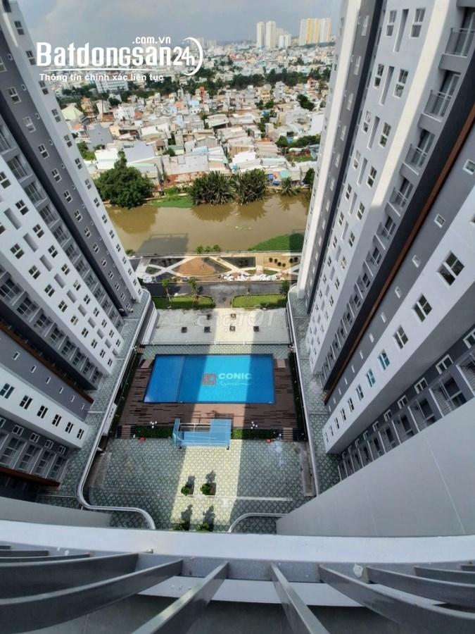 Cần cho thuê gấp căn hộ Conic riverside, Quận 8, Diện tích 65m2, 2 phòng ngủ