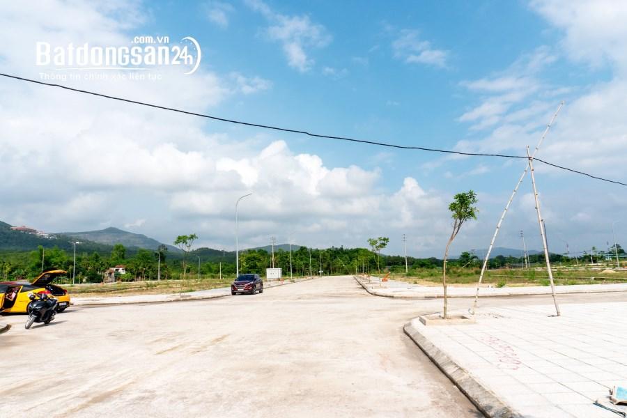Bán đất mặt đường 18, gần Vincom Uông Bí, Quảng Ninh