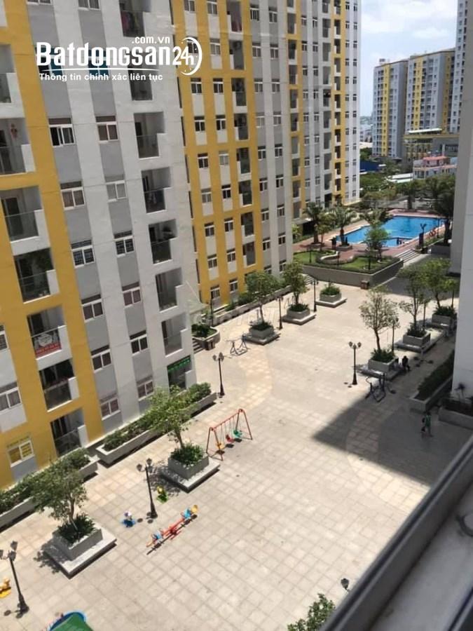 Cần cho thuê Chung cư City Gate Q8 .S74m2. 2Phòng ngủ, 2WC nhà đầy đủ nội thất