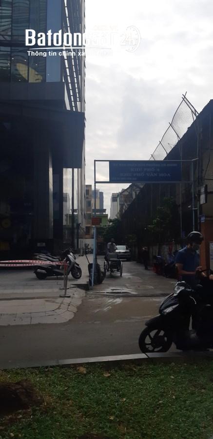 Cho thuê nhà Đường Trần Hưng Đạo, Phường Cô Giang, Quận 1