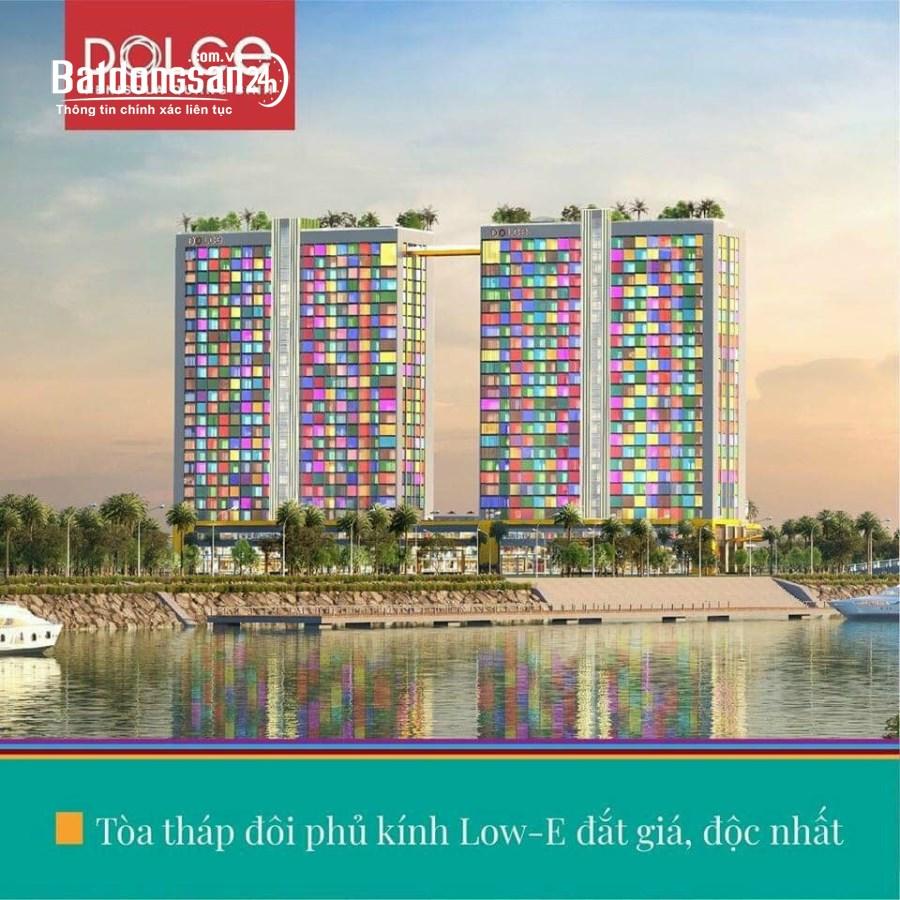 Sở hữu ngay căn hộ 6 sao View trực diện biển Bảo Ninh và Sân Gôn, giá chỉ 750tr