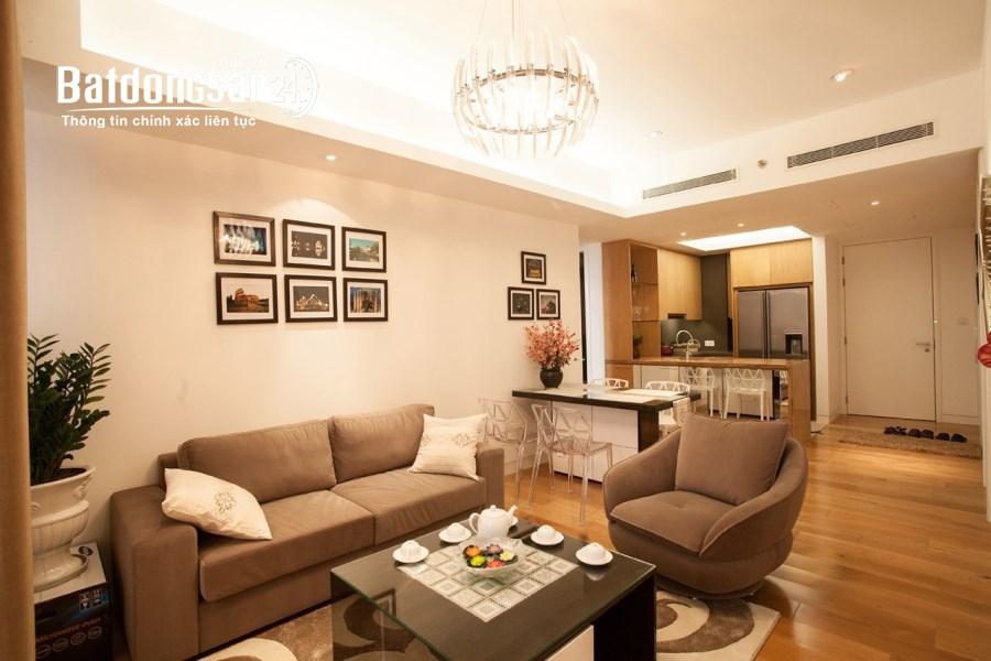 Cho thuê căn hộ chung cư Central Field 219 Trung Kính Quận Cầu Giấy