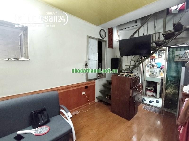 Chính chủ bán nhà tập thể ngõ 123/2 phố Khương Thượng, quận Đống Đa