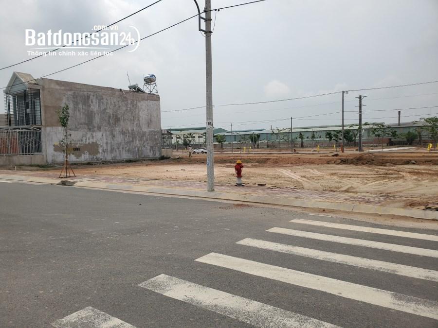 Bán đất nền phân lô Đường Đại Lộ Bình Dương, Xã Lai Hưng, Huyện Bàu Bàng