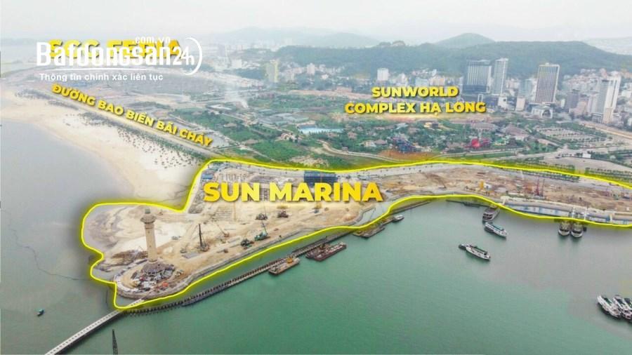 Suất ưu tiên - Căn đẹp ngoại giao dự án Sun Marina Hạ Long, trục đường bao biển