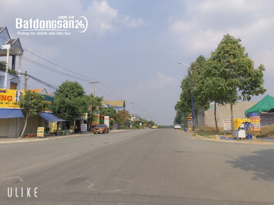 Bán đất nền phân lô Khu đô thị Mỹ Phước 3, Đường 14, Thị xã Bến Cát