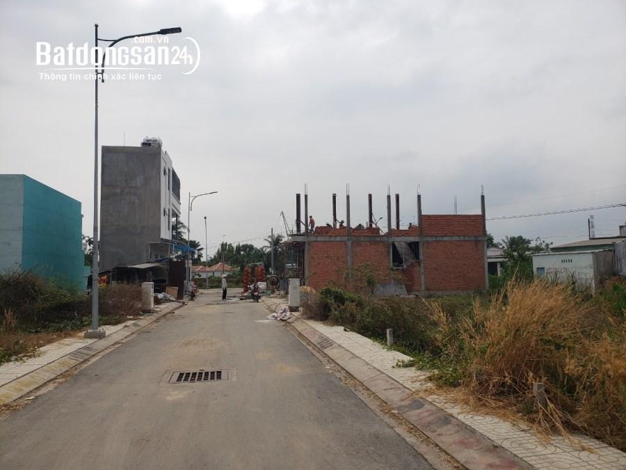 Bán đất nhà ở tại Xã Bình Mỹ, Huyện Củ Chi, TP HCM giá từ 1 tyr4 - 1 tỷ8