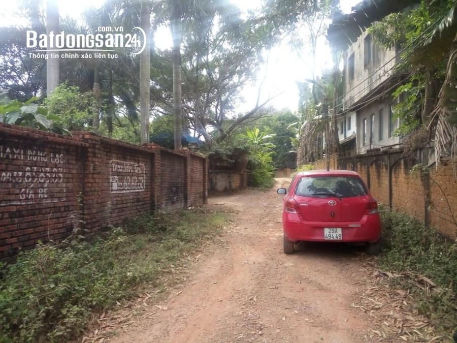 Bán lô đất 1800m2 tại Đường Đại lộ Thăng Long, Xã Đồng Trúc, Thạch Thất
