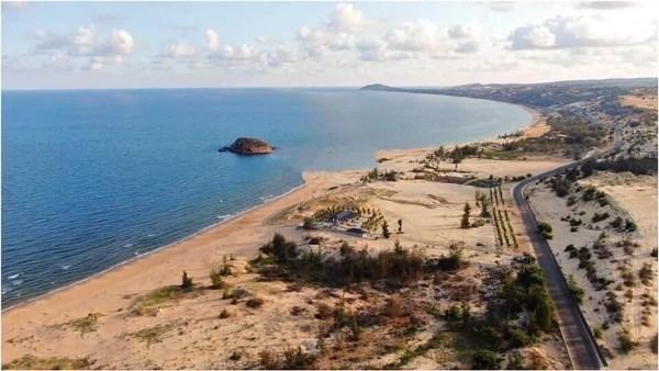 Bán lô đất vườn view biển Hòa Thắng siêu đẹp,sổ đỏ sẵn, bao sang tên