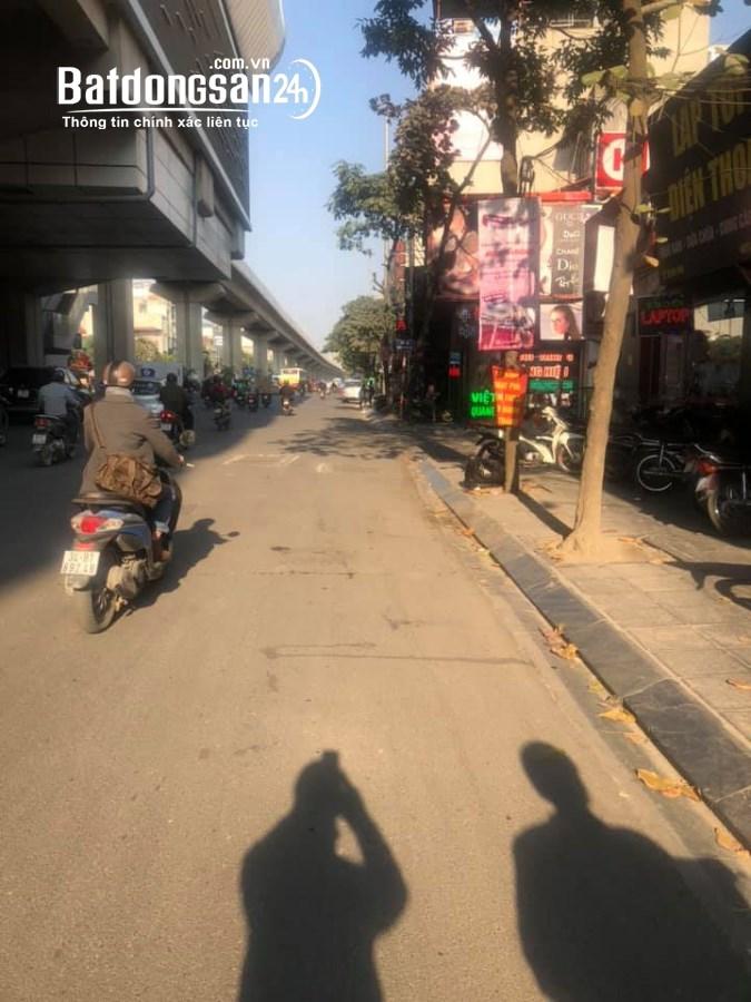 Nhà mặt phố Trần Phú ngay gần Nguyễn Trãi, 51m2 x 4 tầng, mặt tiền 4m, giá 12 tỷ