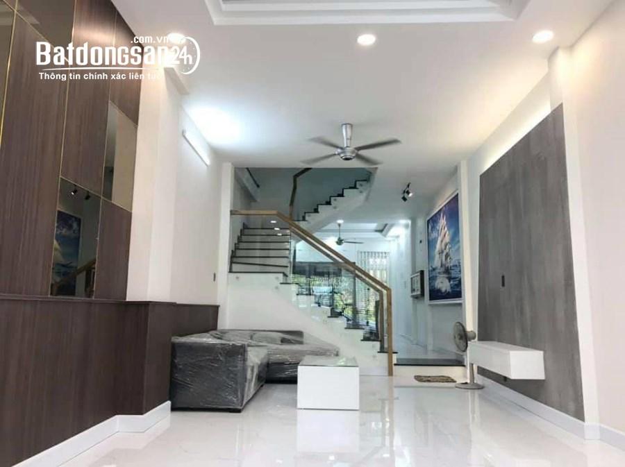 Nhà mới đẹp HXH Nguyễn Sỹ Sách 72m2,4x18,5 tầng,4PN,nội thất đẳng cấp.Chỉ 8.7 tỷ