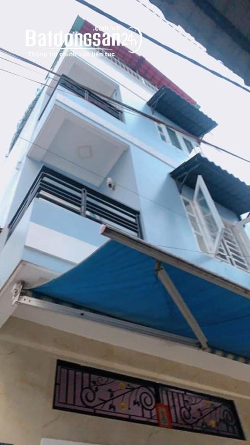 Hạ 600tr, chỉ 4 tỷ rưỡi, Bán nhà Lạc Long Quân, P10, Tân Bình. 40m2 4 tầng BTCT