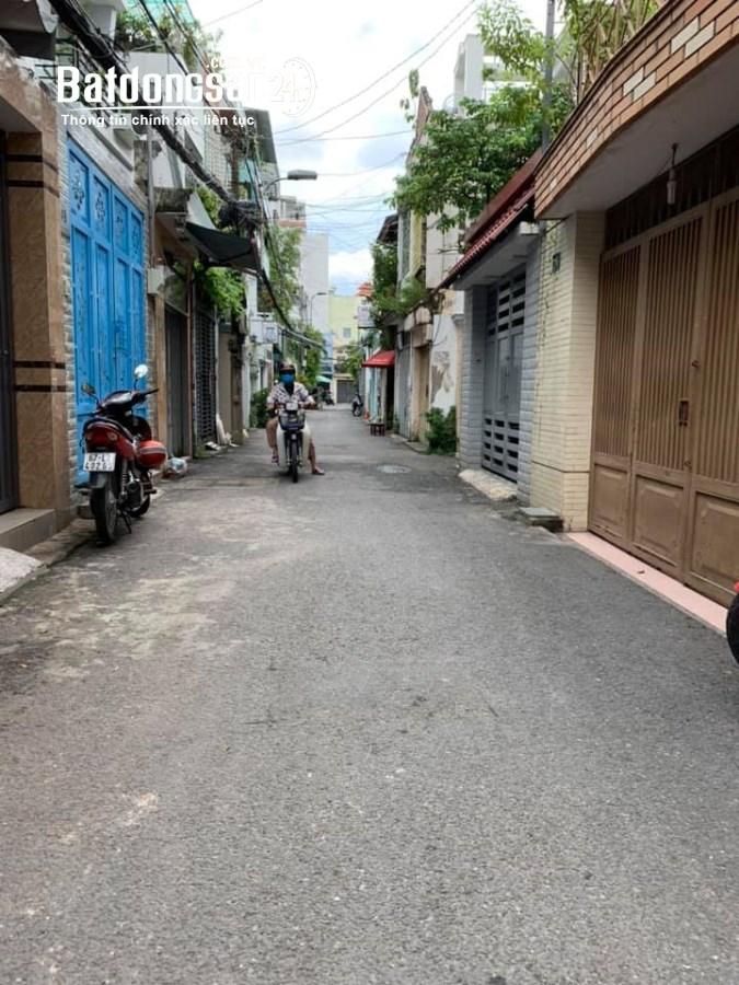 Bán nhà mặt tiền Phó Đức Chính, Phường 1, Quận Bình Thạnh - diện tích lớn