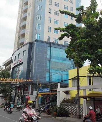 Cho thuê căn hộ Cao ốc Sông Đà Tower, Phường 11, Quận 3