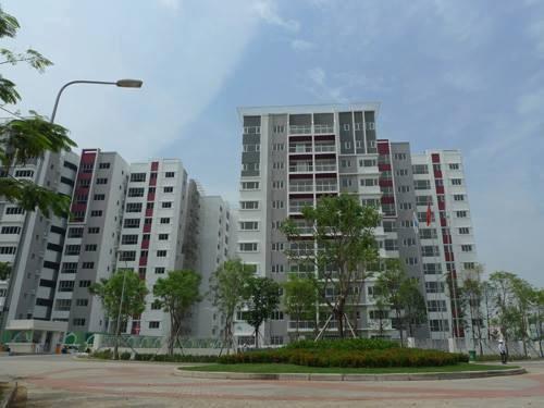 Cho thuê căn hộ chung cư Đường Võ Văn Kiệt, Phường 11, Quận 8
