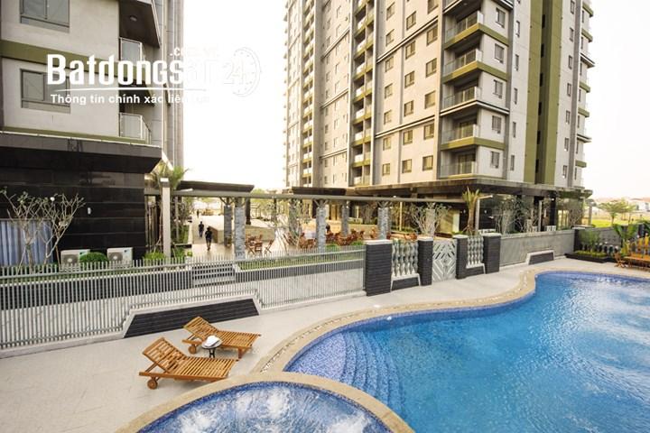 Cho thuê căn hộ chung cư Diamond Lotus Rriverside, Đường Võ Văn Kiệt, Quận 8