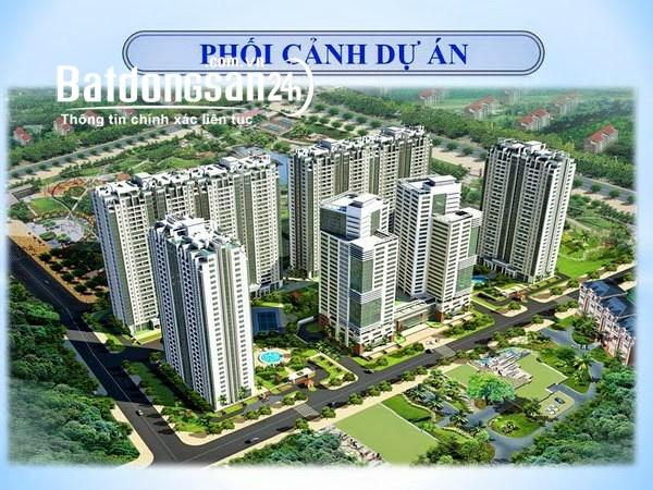 Cho thuê căn hộ Giai Việt - Hoàng Anh Q. 8, DT 115m2, 2PN, 2WC, view HB
