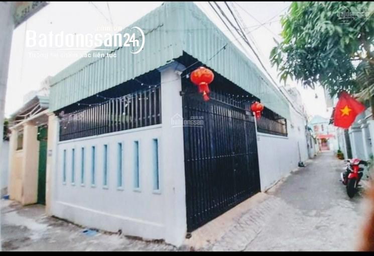Bán nhà cấp 4 hẻm xe hơi 2 mặt tiền Nguyễn Hữu Cảnh, DT: 100m2 (5x20) = 4.1tỷ TL