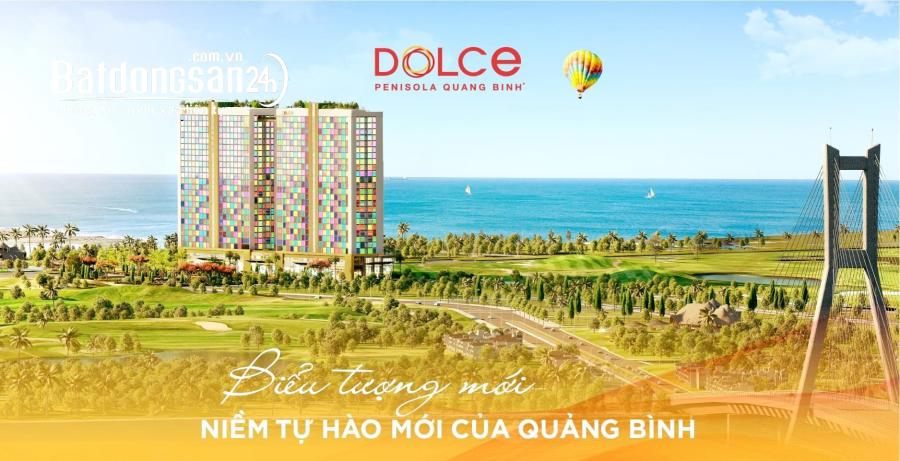 Bán căn hộ chung cư Dolce Penisola Quảng Bình