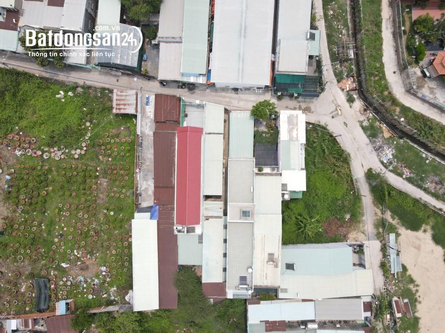 Bán nhà cấp 4 và dãy phòng trọ  Đường Đồng Khởi, Phường Tân Mai, TP Biên Hòa