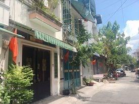 Bán nhà Đường Nguyễn Sơn hẻm 8m Phú Thạnh Tân Phú 65m2chir 5 tỷ.