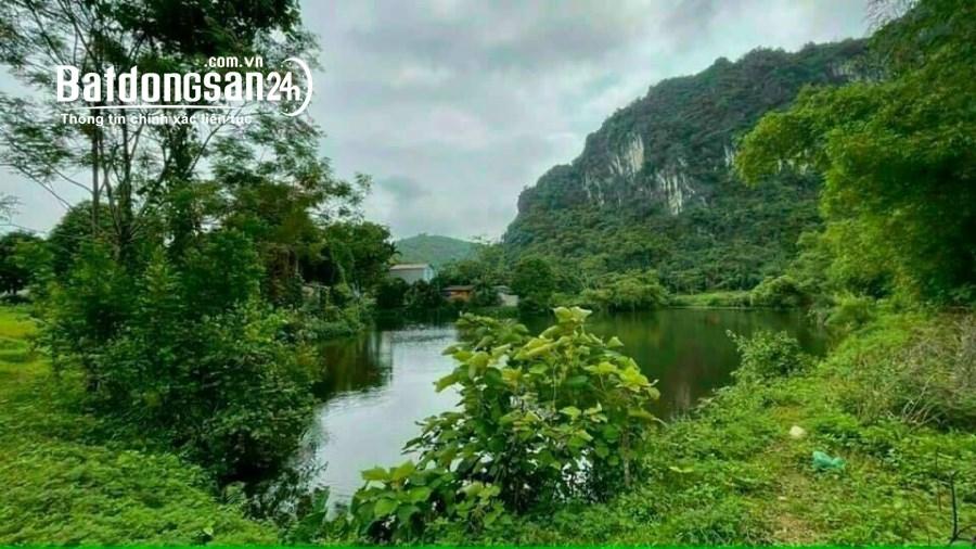 Bán đất Đường Quốc lộ 21A, Xã Hợp Châu, Huyện Lương Sơn
