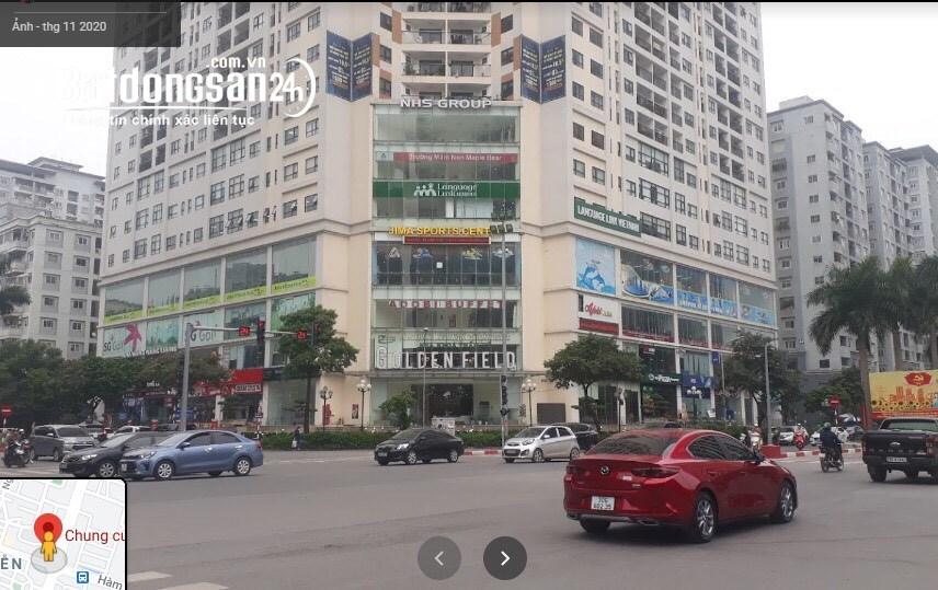 Văn phòng 45-60-120m2 tại toà Golden Field lô góc Hàm Nghi - Nguyễn Cơ Thạch