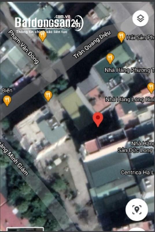 Bán đất nền phân lô Khu đô thị mới Cái Dăm, Đường Trần Quang Diệu, TP - Hạ Long