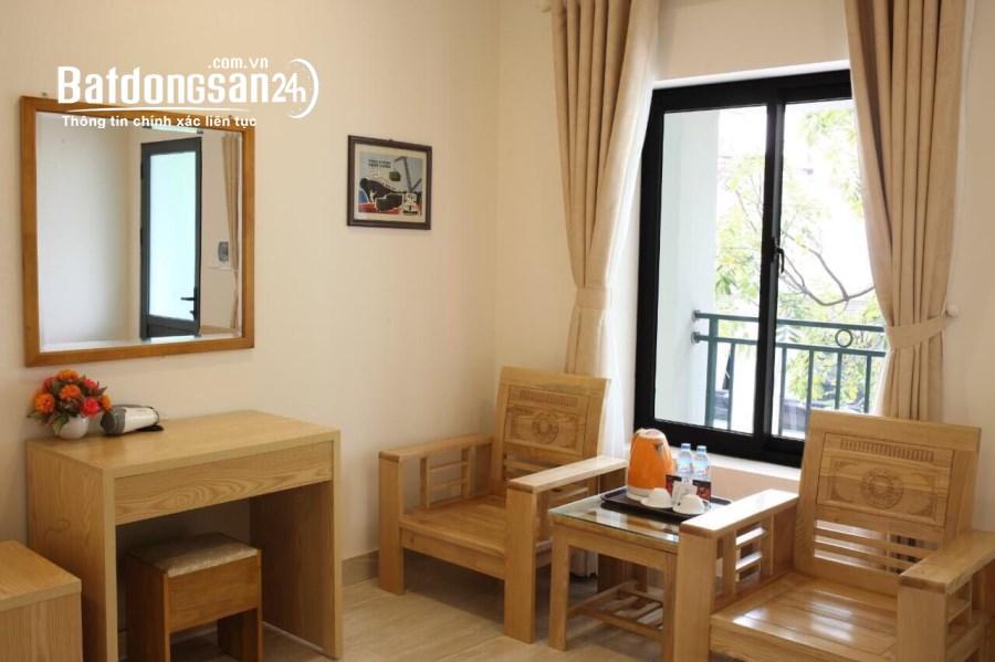 Căn hộ khách sạn đầy đủ tiện nghi Tôn Đức Thắng, có bãi oto