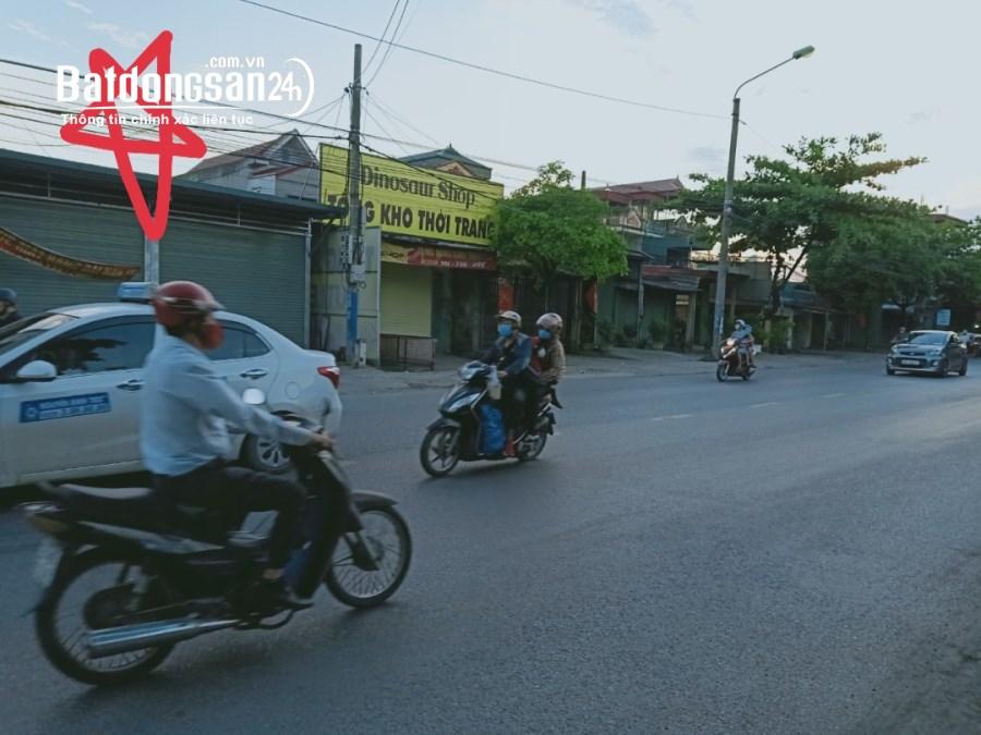 Cho thuê dài hạn nhà mặt phố kinh doanh Thành Phố Ninh Bình 8x20m