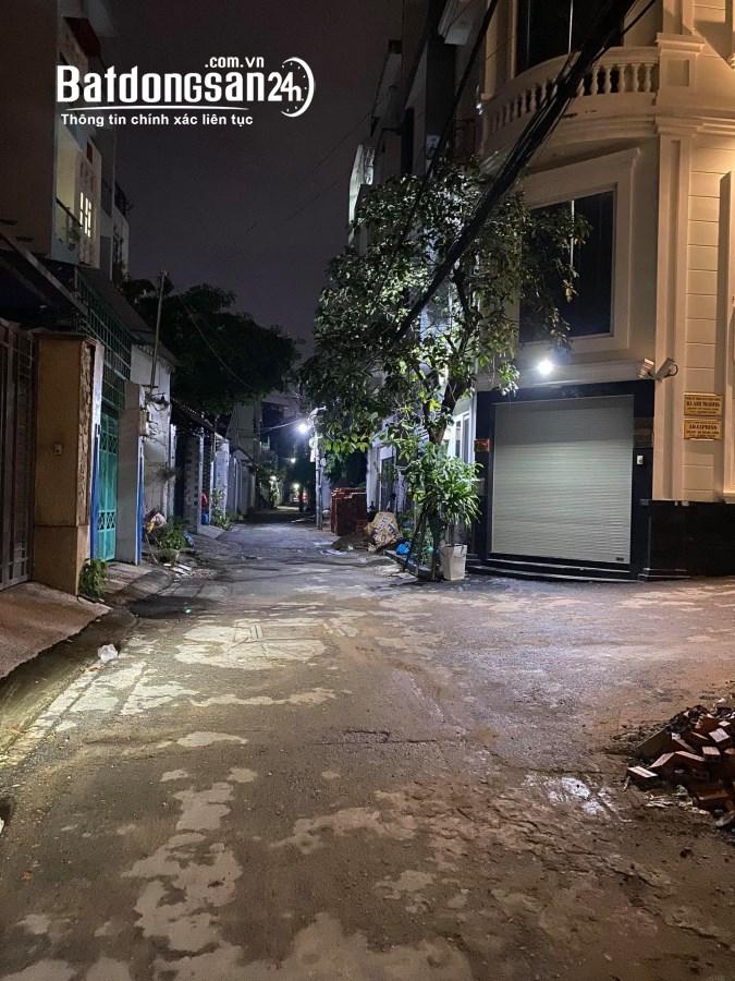 (Bình Thạnh)Nhà C4,cho thuê 18tr/tháng,Nguyễn Xí - Nơ Trang Long,68m2, 4.58tỷ.