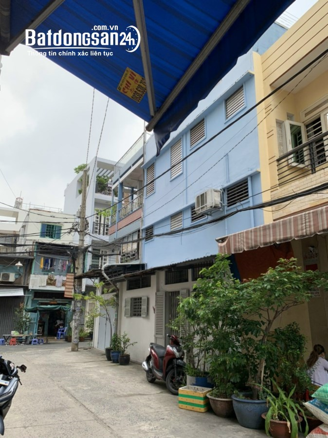 Bán nhà Đường Trường Chinh, Phường 14, Quận Tân Bình