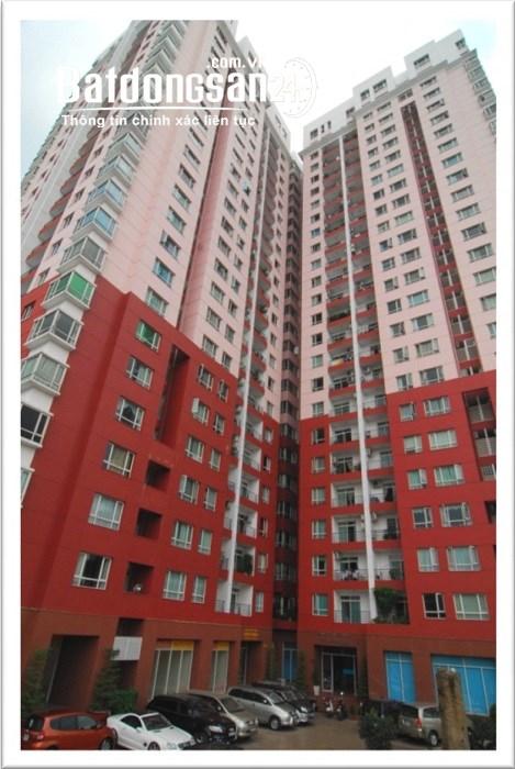 Cho thuê căn hộ cao cấp Phúc Thịnh Q.5 dt 70m2, 2 phòng ngủ, 12 tr/th