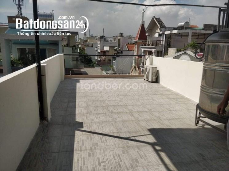 Bán nhà đẹp mặt tiền đường Đất Thánh - Tân Bình - 38m2 (4 tầng) - 9.3 tỷ