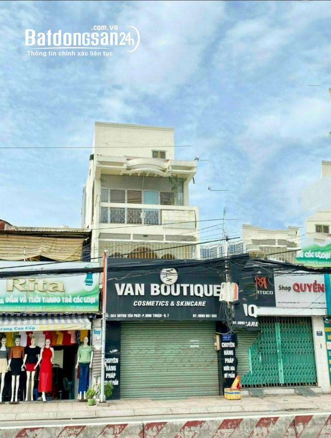 Bán nhà Đường Huỳnh Tấn Phát, Quận 7 LH;0911779116
