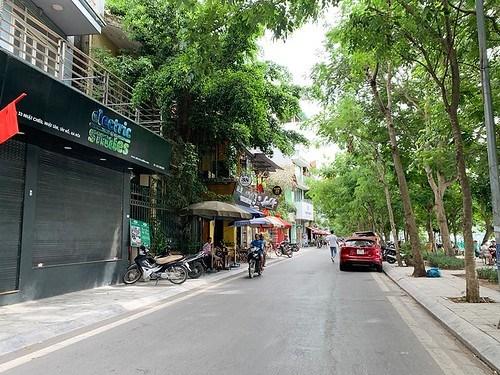 Bán nhà Đường Nhật Chiêu, Phường Nhật Tân, Quận Tây Hồ