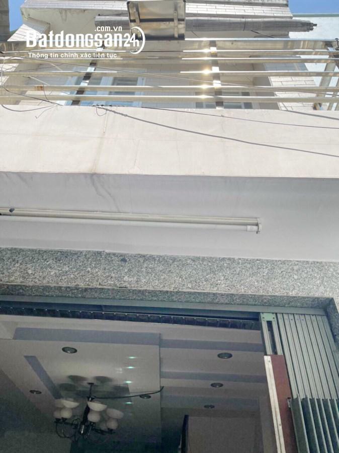 Bán nhà hẻm 666 đường Huỳnh Tấn Phát Phường Tân Phú