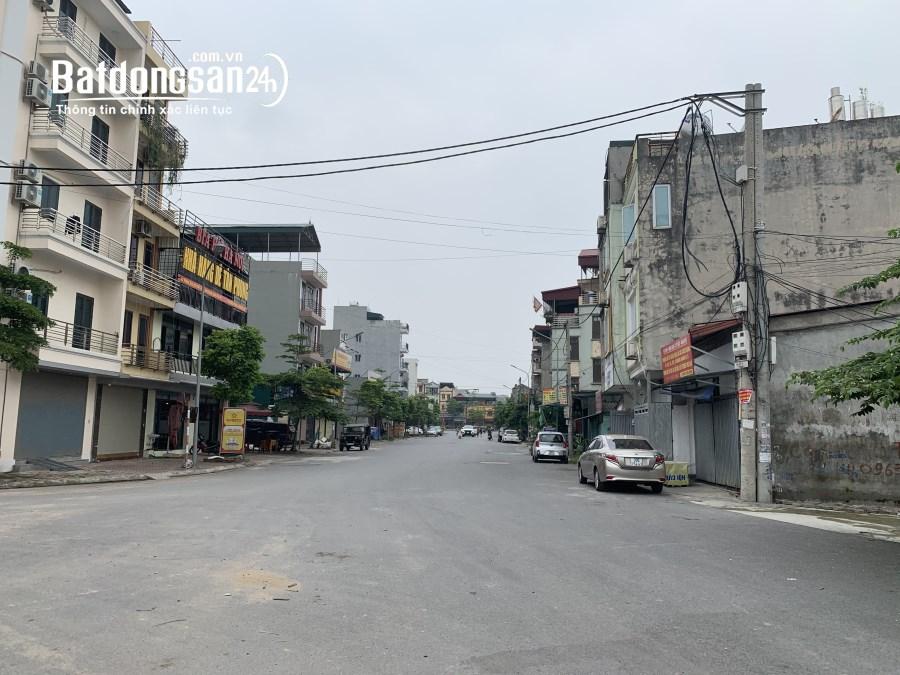 Bán lô đất dịch vụ ngã tư phố Lai Xá, Kim Chung, Hoài Đức