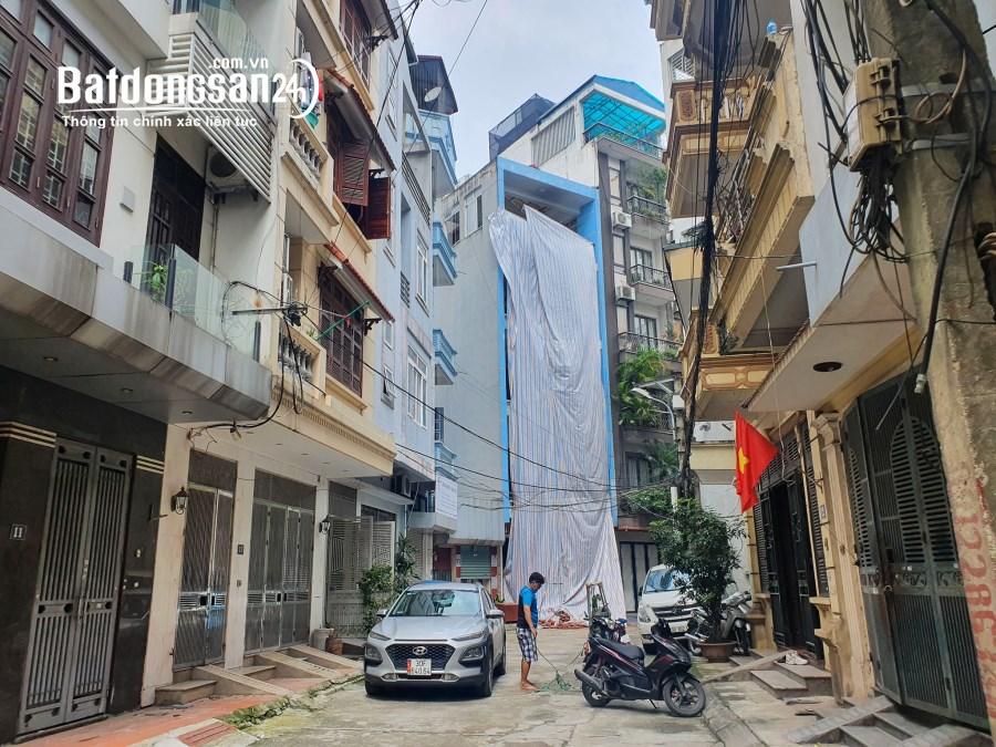 PHÂN LÔ Trung Kính, 60m2, MT 6m, VỈA HÈ, KINH DOANH
