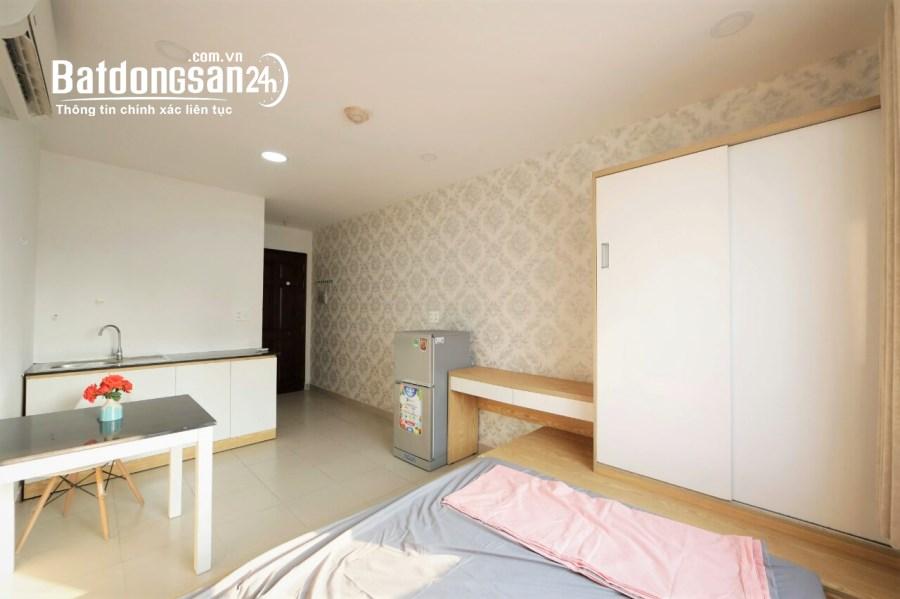 Cho thuê căn hộ full nội thất cho thuê giá 4tr2 đường Nguyễn Thị Thập Quận 7