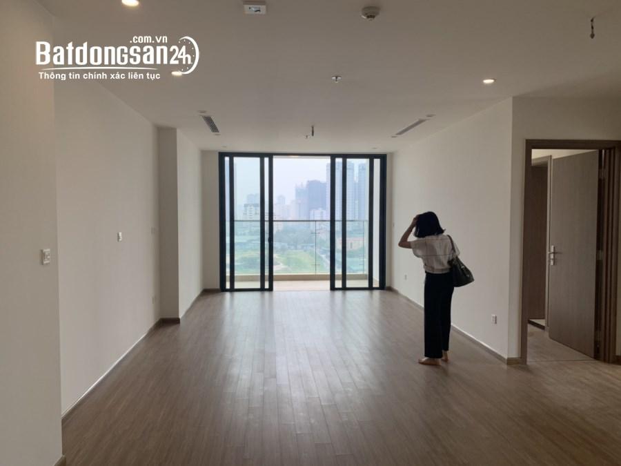 Bán căn góc 3PN - 120m2 - tầng 15 - tòa S2. View công viên & Hồ. LH: 0936161529