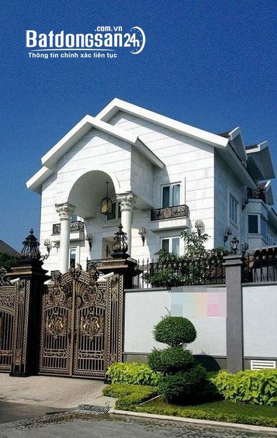 Cho thuê biệt thự cách biển 500m măt tiền đường võ thị sáu phường 2