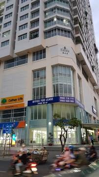 Cần cho thuê căn hộ Tản Đà, 103m2, 3PN, 2WC