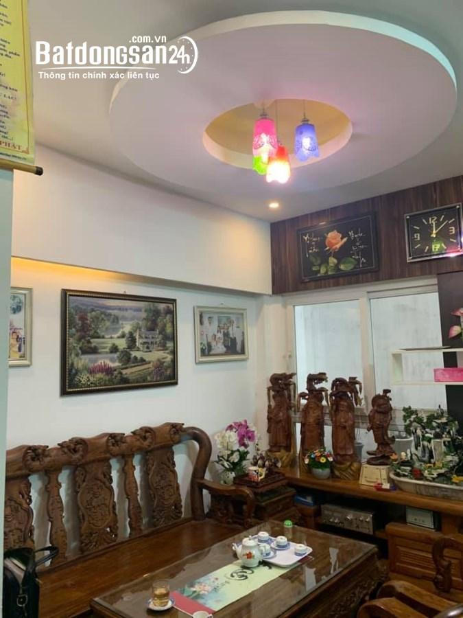 Định cư bán gấp nhà Lê Quang Định, Bình Thạnh, 76m2, 5 tầng, HXH.