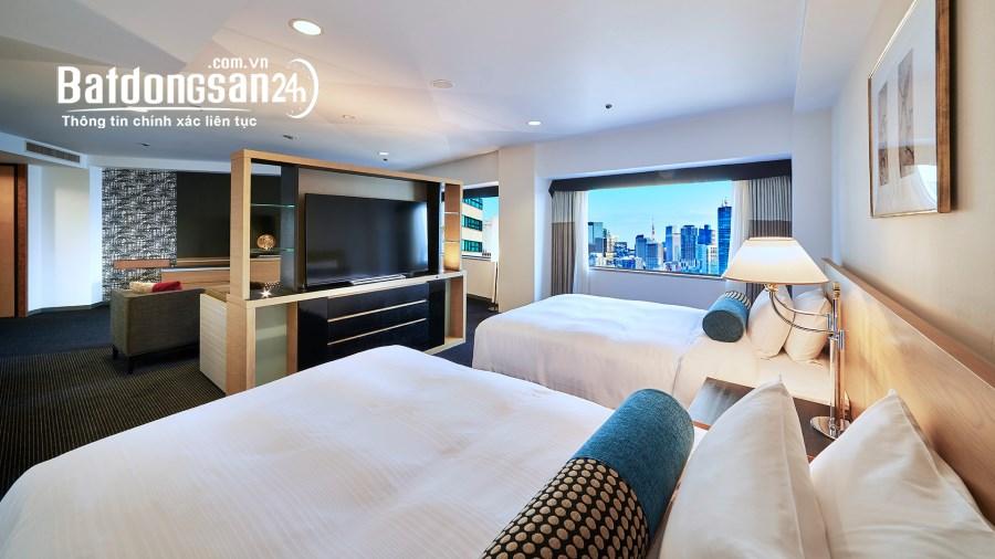 Cho thuê khách sạn 48 phòng có hồ bơi, sân thượng