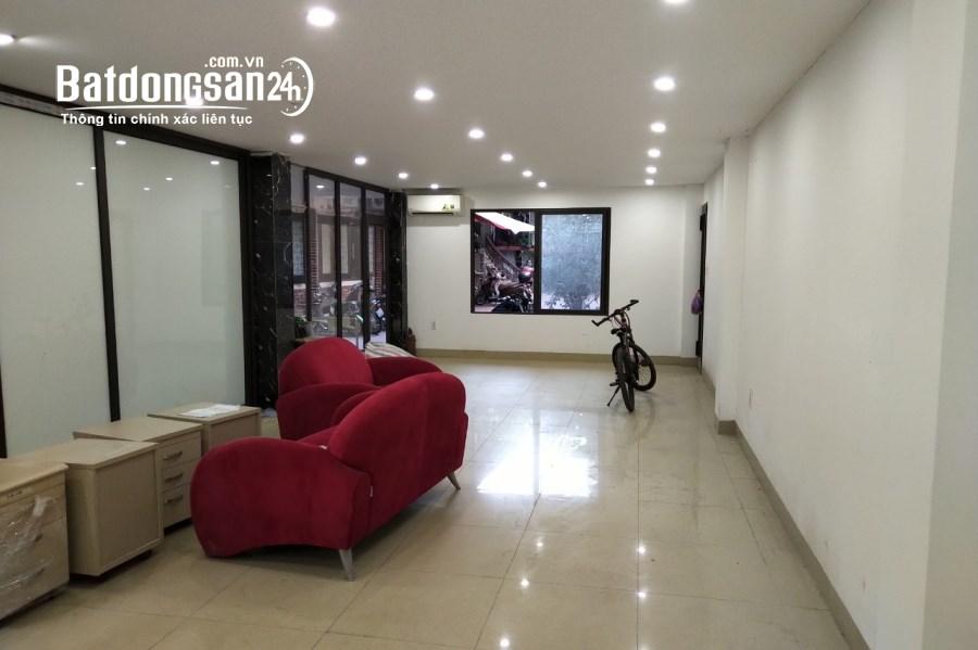 Mặt bằng sảnh căn hộ. 50m2, khu tổ hợp nhỏ ngõ Kim Mã, có thể ở lại